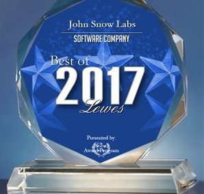 John Snow Labs Award