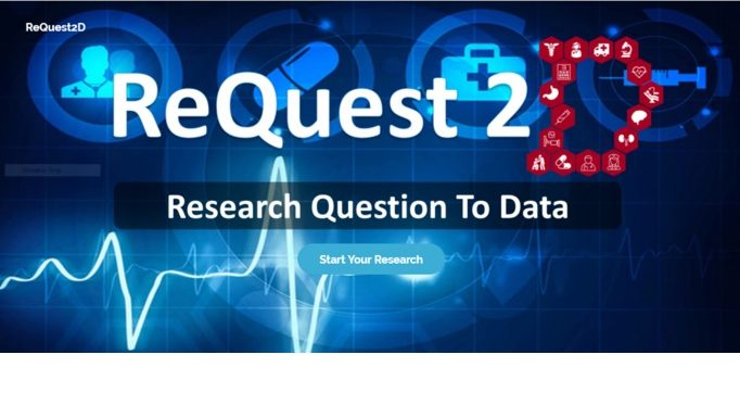 Request2D will help you find specific medical data files in your dataset or database