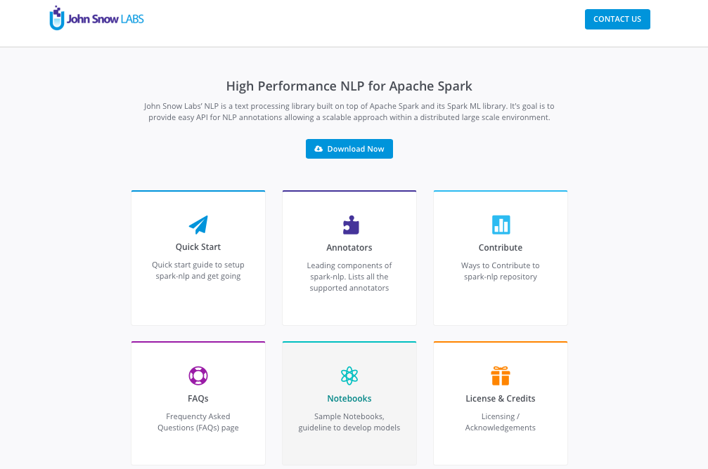 John Snow Labs Open Sources the Natural Language Processing Library for Apache Spark