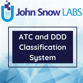 ATC and DDD Classification System
