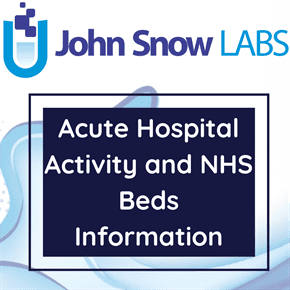 Acute Hospital Activity and NHS Beds Information Data Package