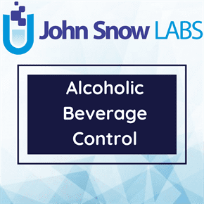 Alcoholic Beverage Control Data Package