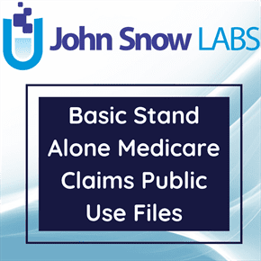 Basic Stand Alone Medicare Claims Public Use Files Data Package
