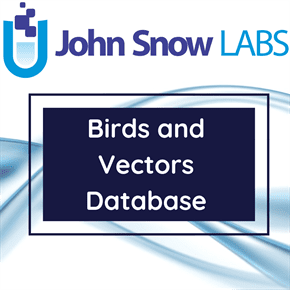 Birds and Vectors Database