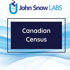 Canadian Census Data Package
