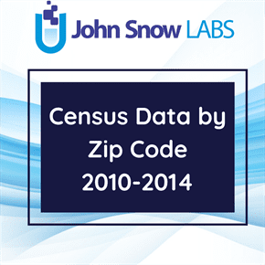 Census Data by Zip Code 2010-2014