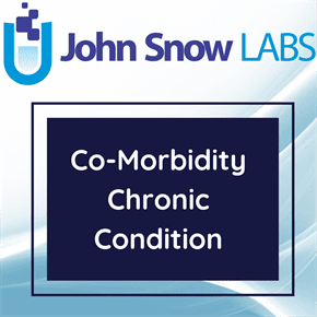 Co-Morbidity Chronic Condition Data Package