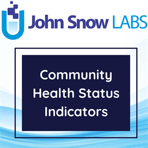 Community Health Status Indicators
