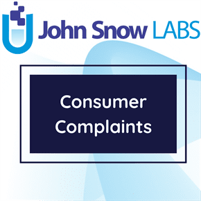 Consumer Services Mediated Complaints