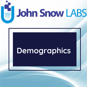 Demographic Statistics By Zip Code