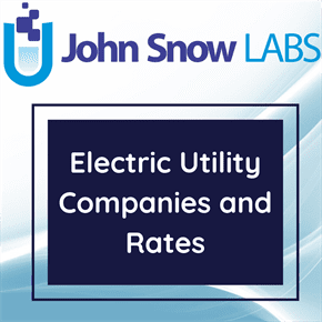 Electric Non Investor Owned Utilities Companies and Rates 2011