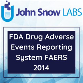 FDA Adverse Events Reporting System Drug Reaction 2014