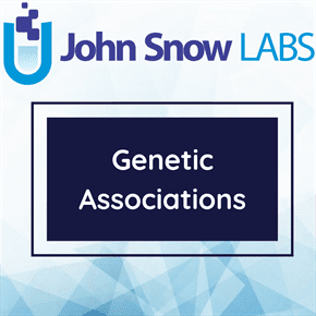 Genetic Associations Data Package