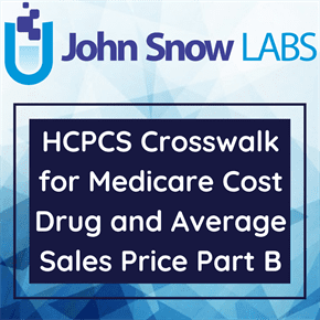 HCPCS Crosswalk for Medicare Cost Drug and Average Sales Price Part B