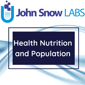 Health Nutrition and Population Statistics