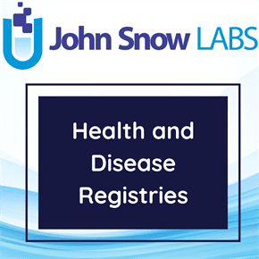 Health and Disease Registries