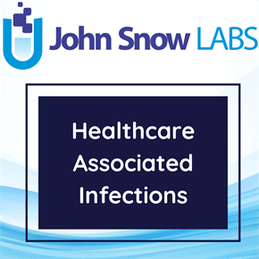 Healthcare Associated Infections by Hospital