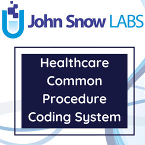 Healthcare Common Procedure Coding System