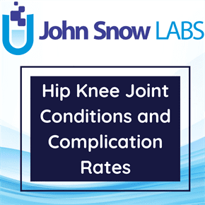 Hip Knee Joint Conditions and Complication Rates Data Package