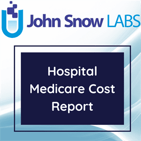 Hospital Medicare Cost Report Numeric Data