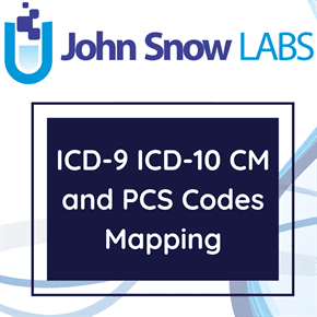 ICD-9 ICD-10 CM and PCS Codes Mapping Data Package