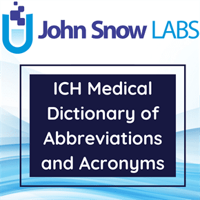 ICH Medical Dictionary of Abbreviations and Acronyms