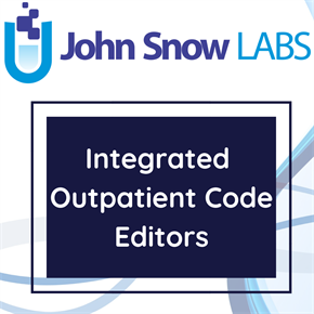 Integrated Outpatient Code Editors Data Package