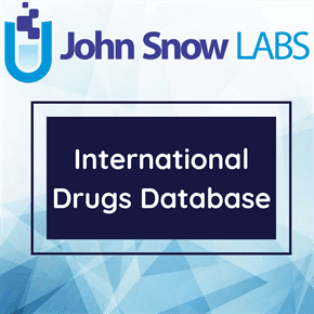 International Drugs Database