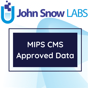 MIPS CMS Approved Data Data Package