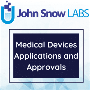 Medical Devices Applications and Approvals Data Package