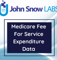 Medicare Fee For Service Expenditure Data