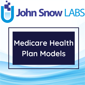 Medicare Health Plan Models Data Package