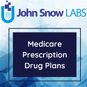 Medicare Prescription Drug Plans Data Package