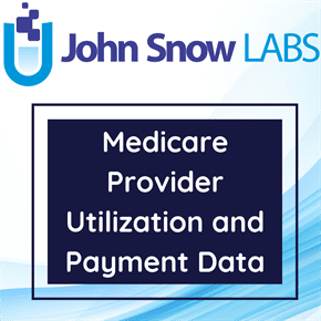 Medicare Provider Utilization and Payment Data Data Package