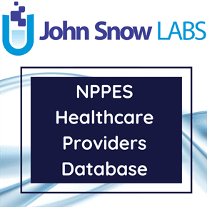 NPPES Healthcare Providers Database Data Package