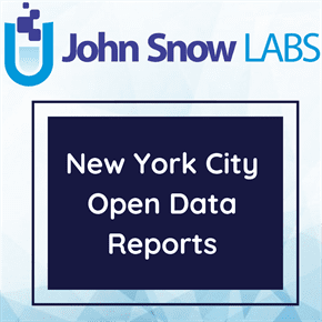 New York City Open Data Reports