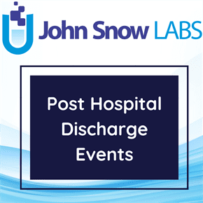 Post Hospital Discharge Events