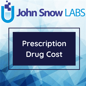 Prescription Drug Cost Data Package