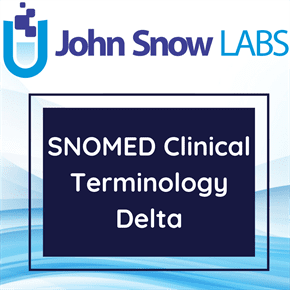 SNOMED Clinical Terminology Delta Data Package