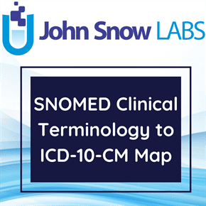SNOMED Clinical Terminology to ICD-10-CM Map