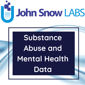 Substance Abuse and Mental Health Data