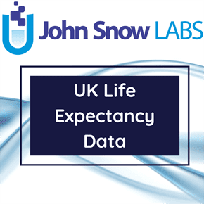UK Life Expectancy Data Data Package