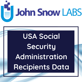 USA Social Security Administration Recipients Data Data Package