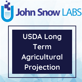 USDA Long Term Agricultural Projection