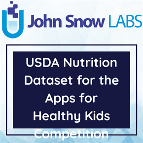USDA Nutrition Dataset for the Apps for Healthy Kids Competition Data Package