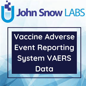 Vaccine Adverse Event Reporting System 2015
