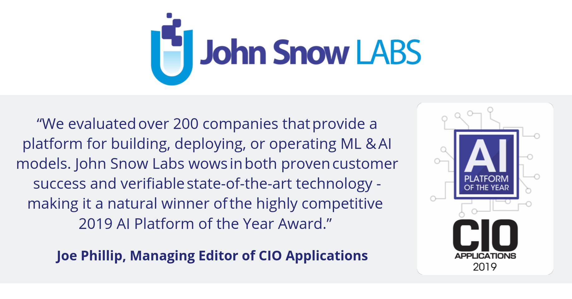 AI-award-John-snow-labs
