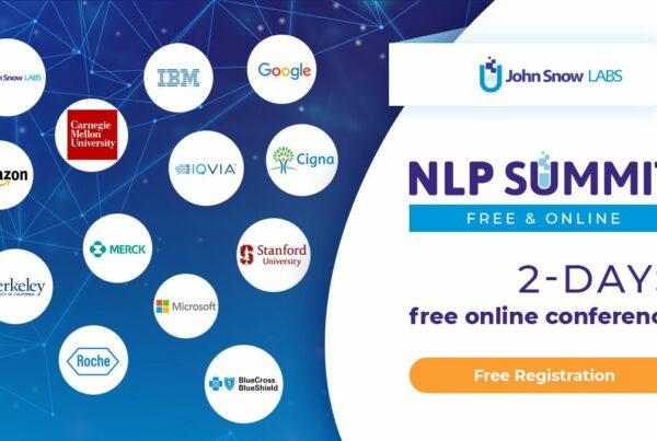 Healthcare NLP Summit