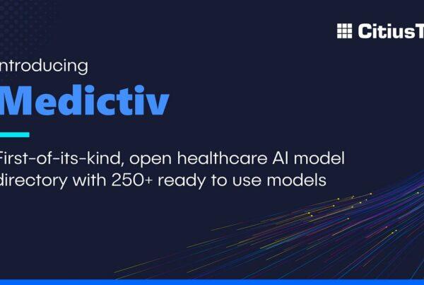 Medictiv, an open healthcare AI model